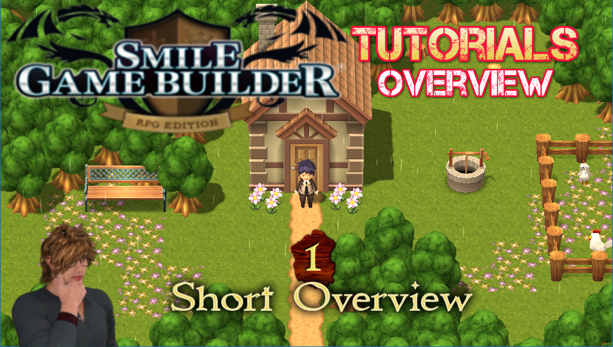 Smile Game Builder Tutorial #1 - Short Overview