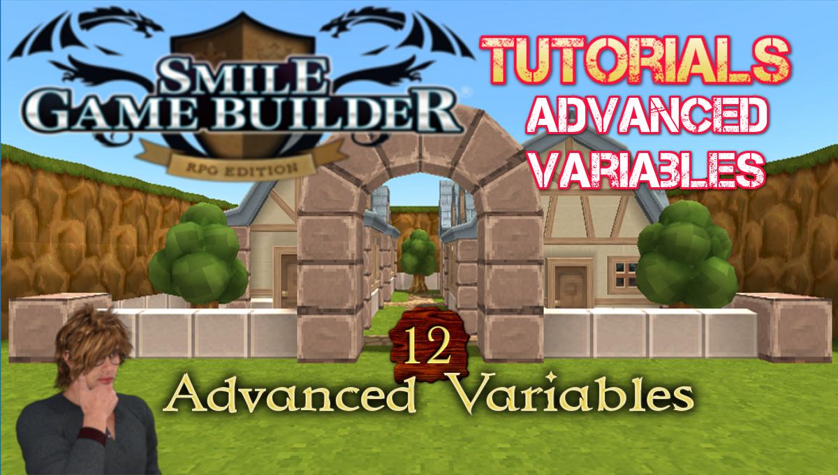 SGB Tutorial #12 - Advanced Variables