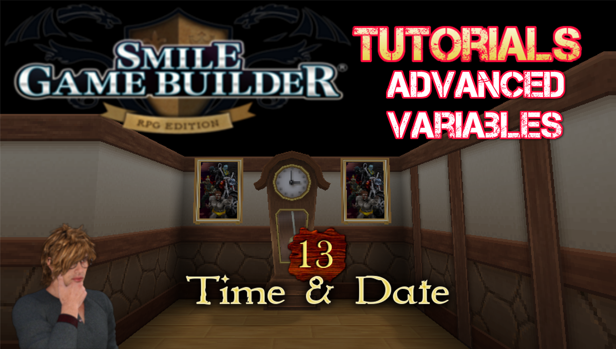 SGB Tutorial #13 - Time & Date