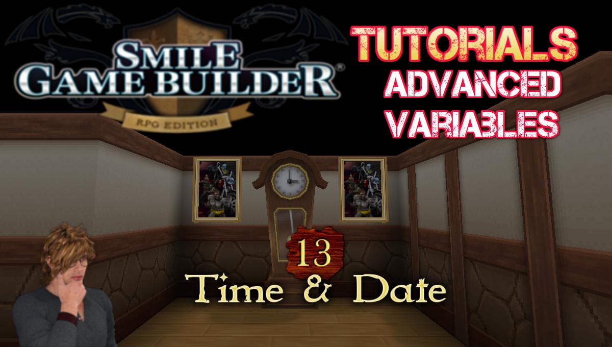 SGB Tutorial #13 - Time & Date