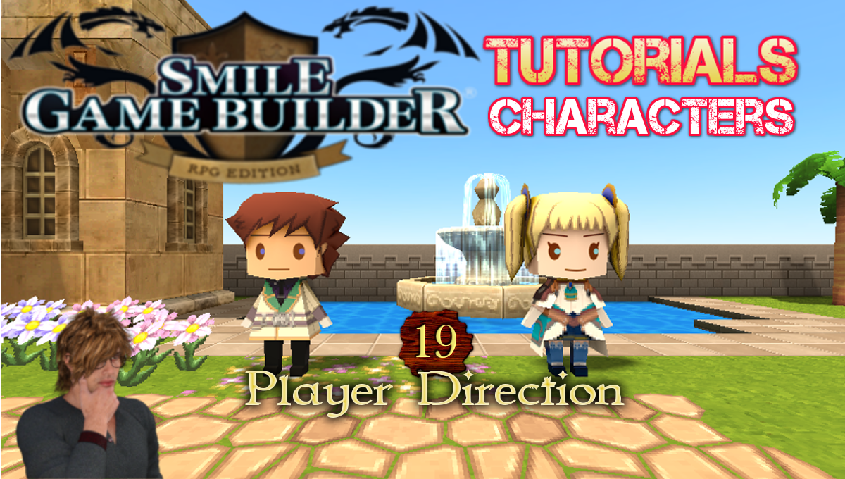SGB Tutorial #19 - Player Direction