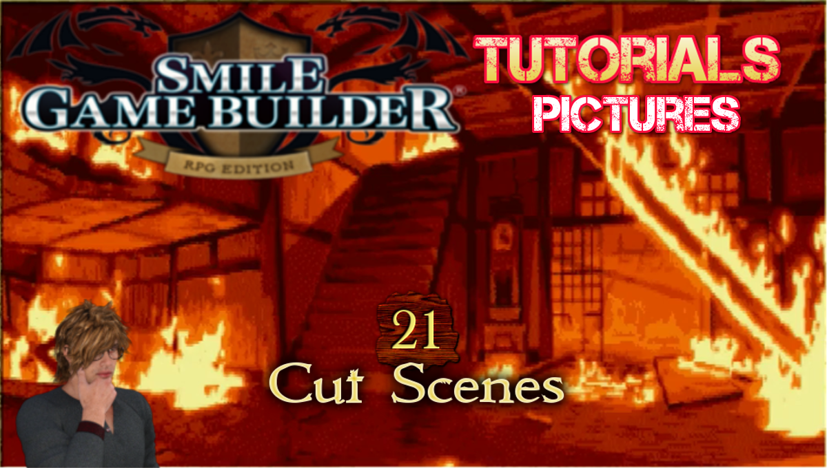 SGB Tutorial #21 - Cut Scenes
