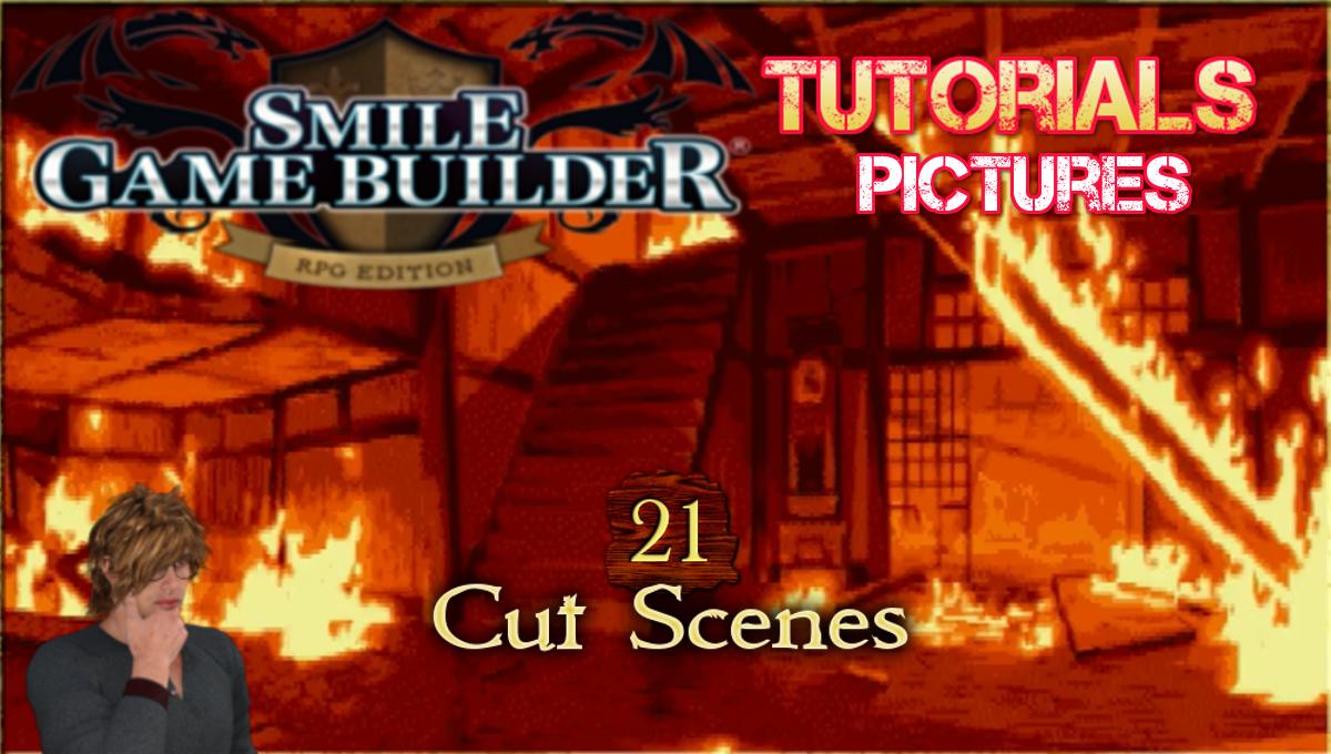 SGB Tutorial #21 - Cut Scenes