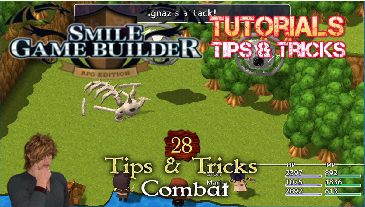 SGB Tutorial #28 - Tips & Tricks - Combat