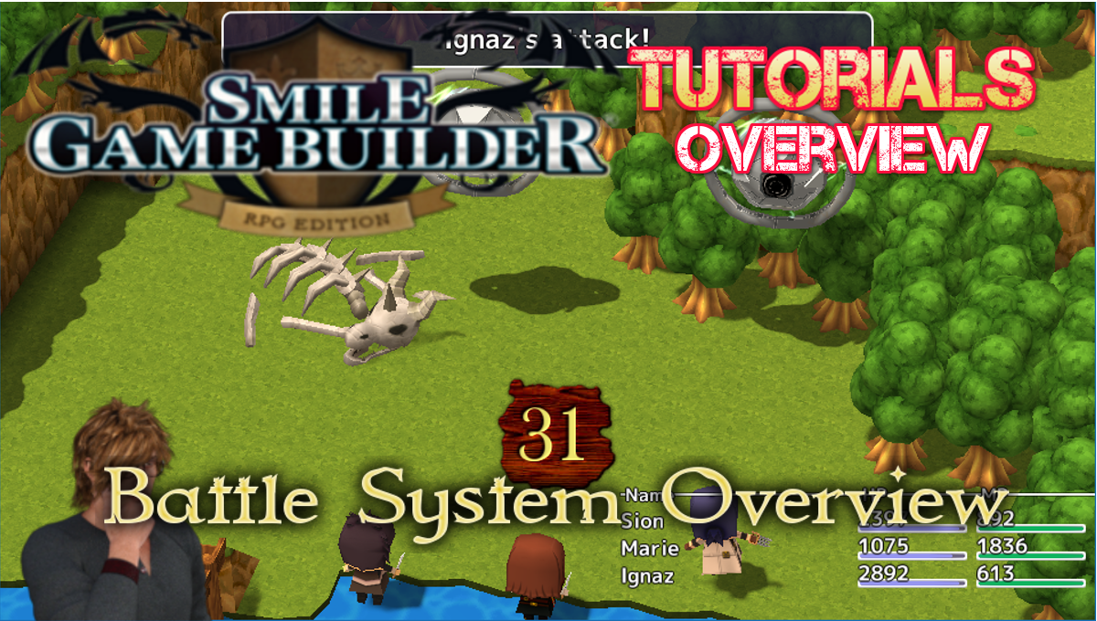 SGB Tutorial #31 - Battle System Overview