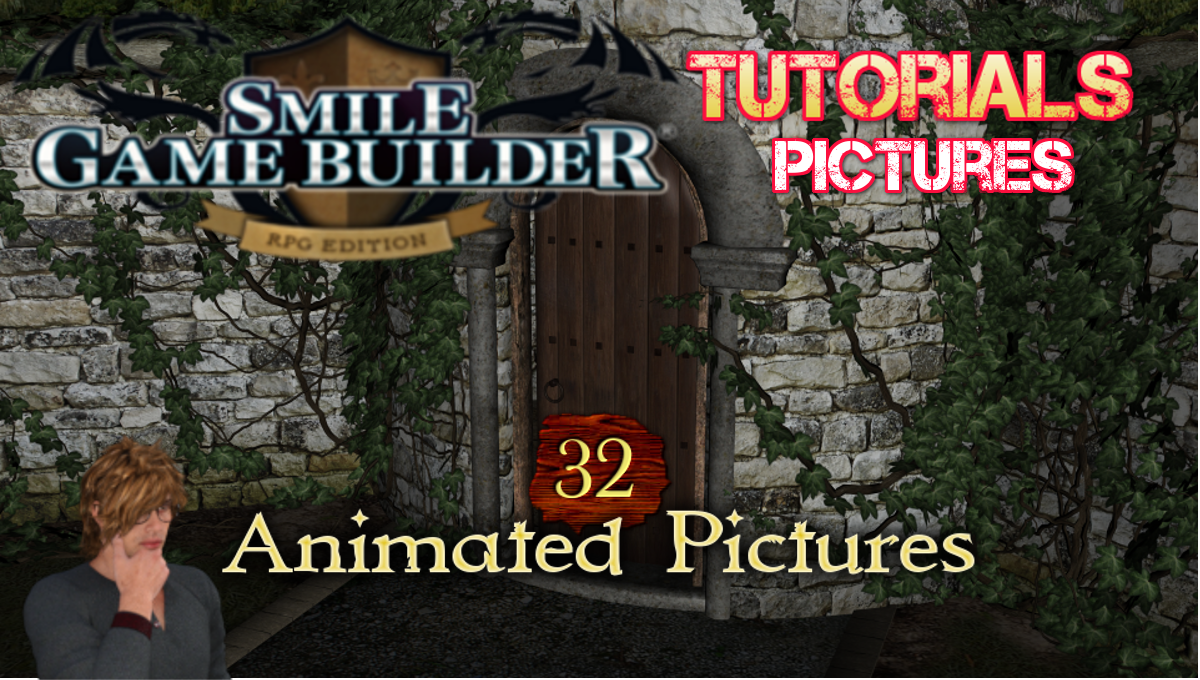 SGB Tutorial #32 - Animated Pictures