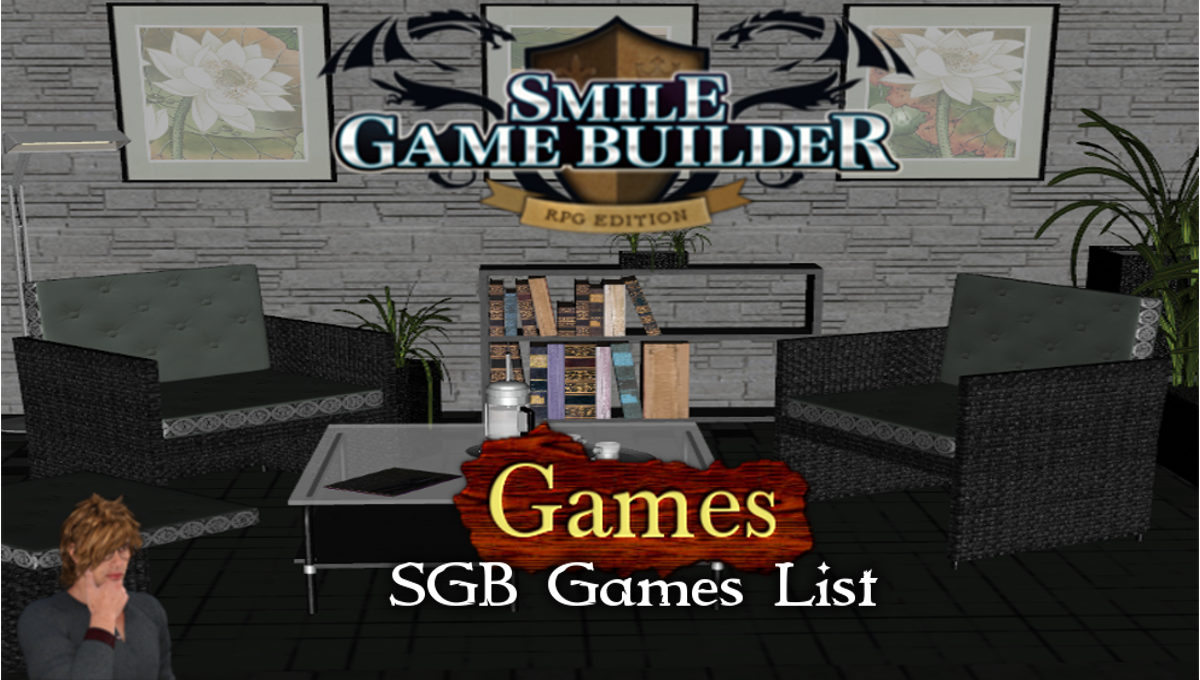 Smile Game Builder Games List