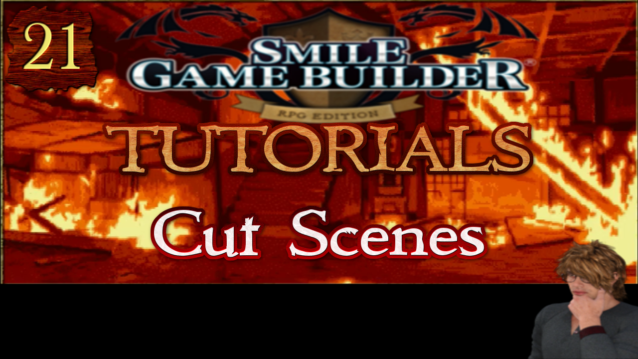 Smile Game Builder Tutorial 021: Cut Scenes