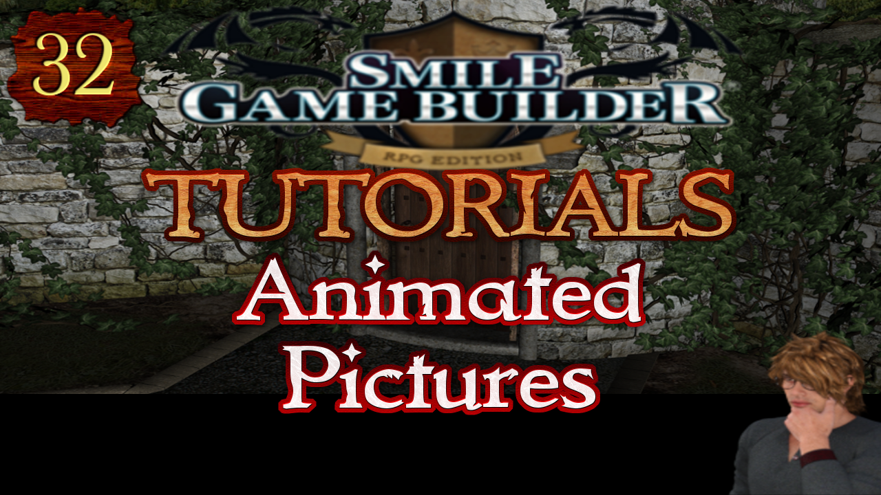Smile Game Builder Tutorial 032: Animated Pictures