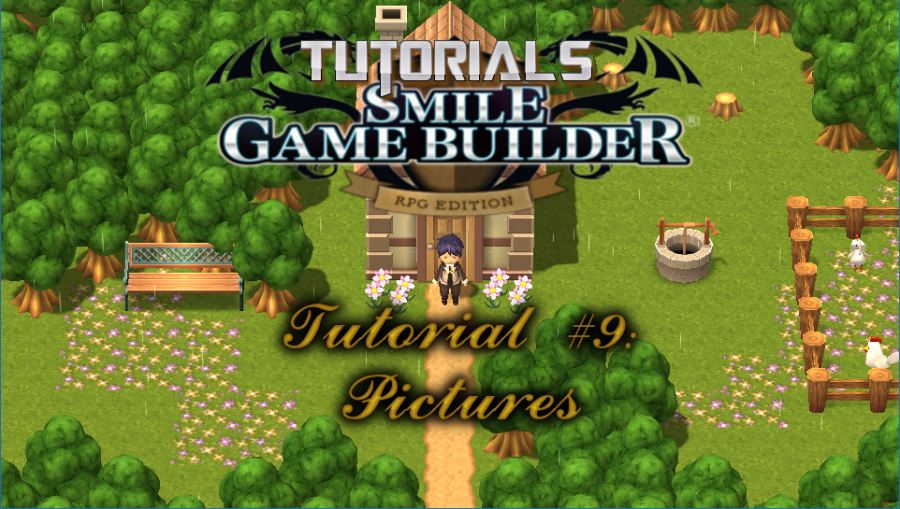 SGB Tutorial 9: Pictures